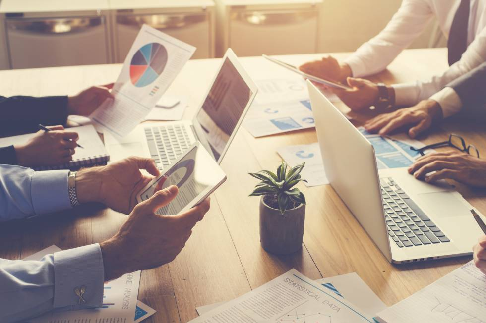 Empresas, profesionales y particulares en la economía colaborativa