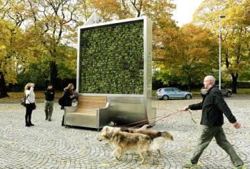 Plantas inteligentes: además de oxígeno, también cargan el móvil y te dan wifi