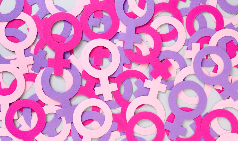 Mujeres e igualdad - cover