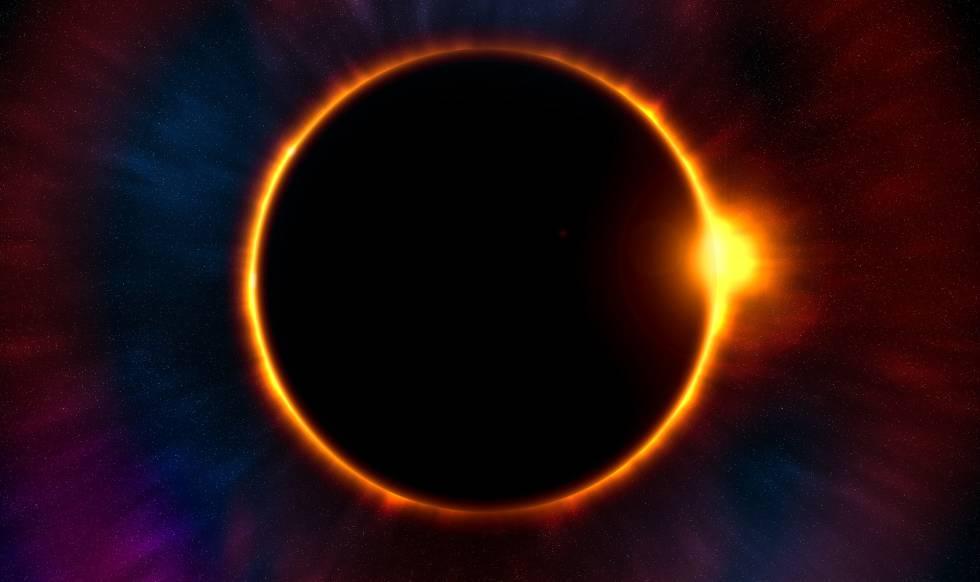 El algoritmo que ha creado la primera película sobre un eclipse solar