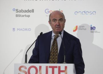 Interfaces y asistentes, en la apertura del South Summit