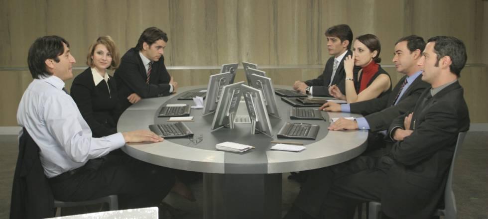 Fotograma de la película 'El método', que trata sobre las consecuencias de un controvertido proceso de selección empresarial
