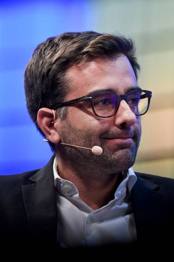 Nicolas Brusson, director general de Blablacar