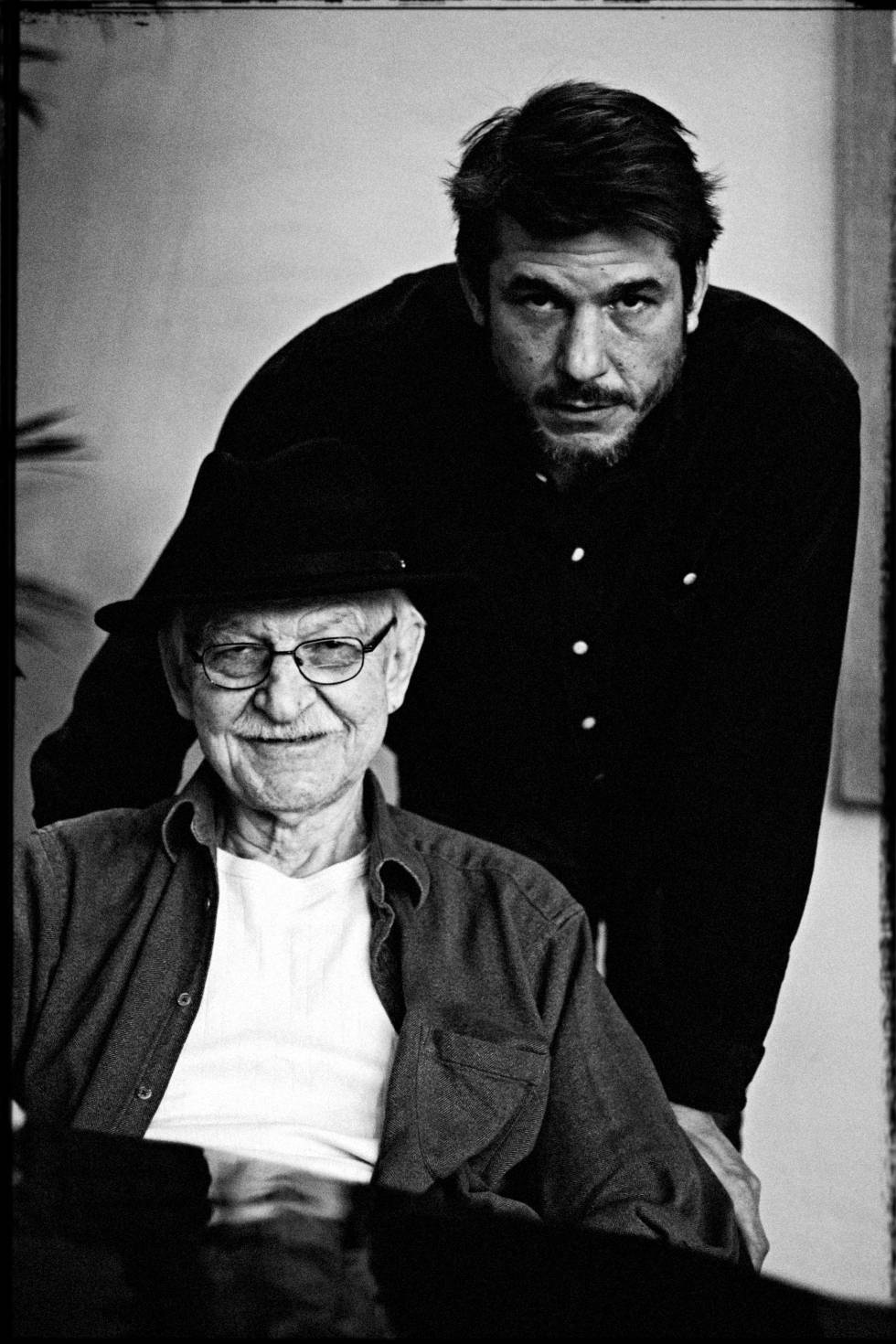 Antonio y Jorge Escohotado.