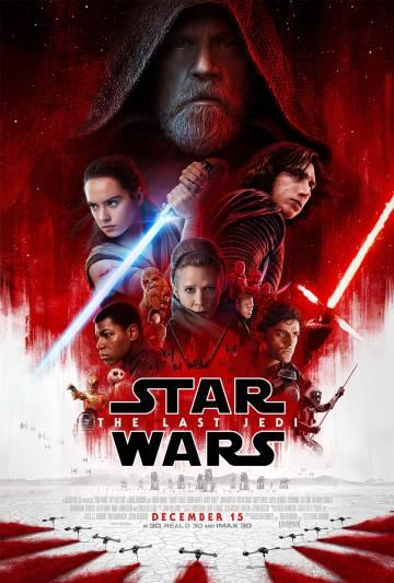 Cuando el sable de Luke Skywalker brilla en 4K