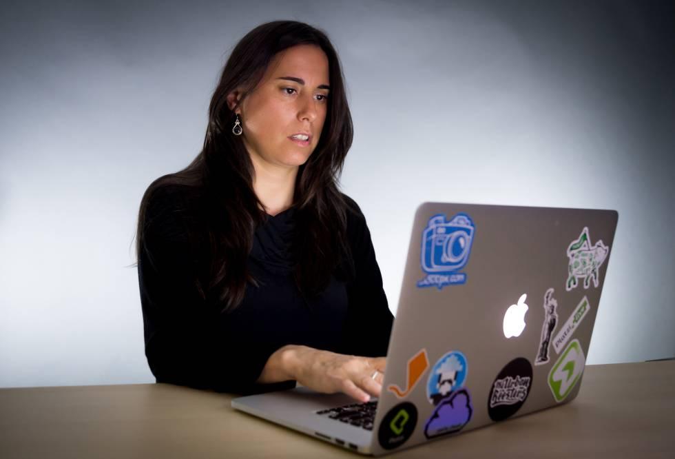 Soledad Antelada, una hispana en el corazón de la ciberseguridad