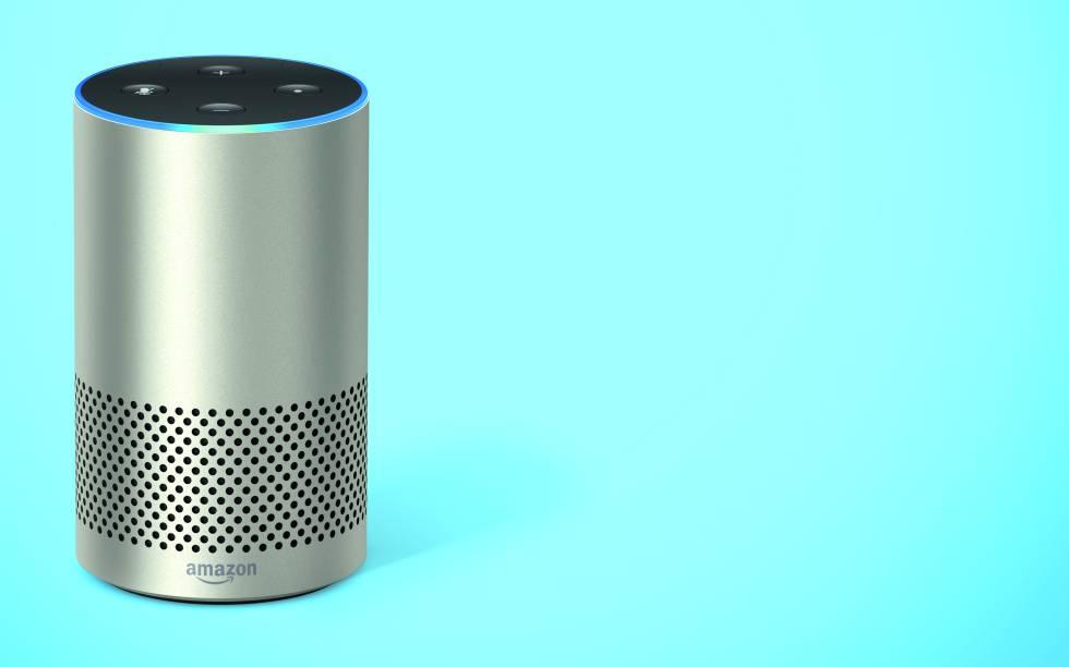d9aa7eeb0 ECHO, EL BÁSICO Su estructura circular ofrece una salida de 360º del sonido  para alcanzar
