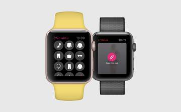 Chicisimo en Apple Watch.