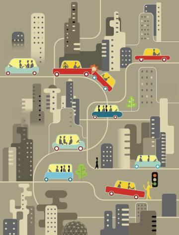 Vehículos eléctricos, compartidos y autónomos: la movilidad de los jóvenes