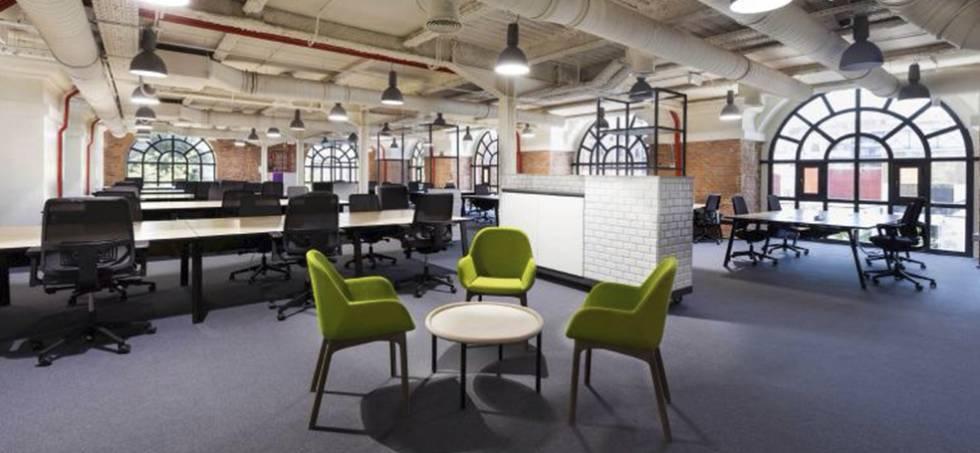 Oficinas los mejores espacios de coworking de madrid for Horario oficinas bankinter madrid