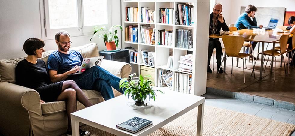 Oficinas los mejores espacios de coworking de barcelona for Oficinas seguridad social barcelona horarios
