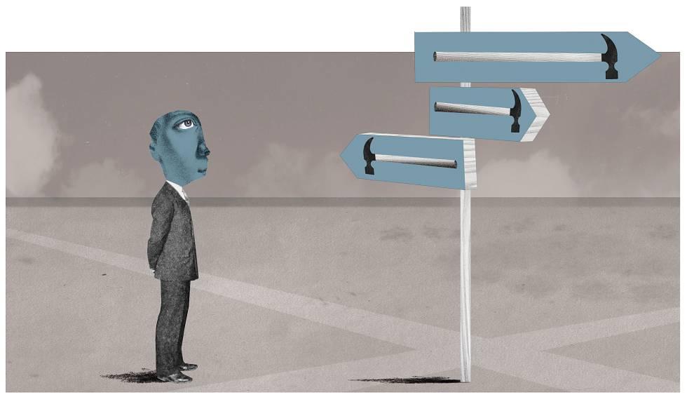 Aprende a tolerar la incertidumbre para sobrevivir a tu vida laboral