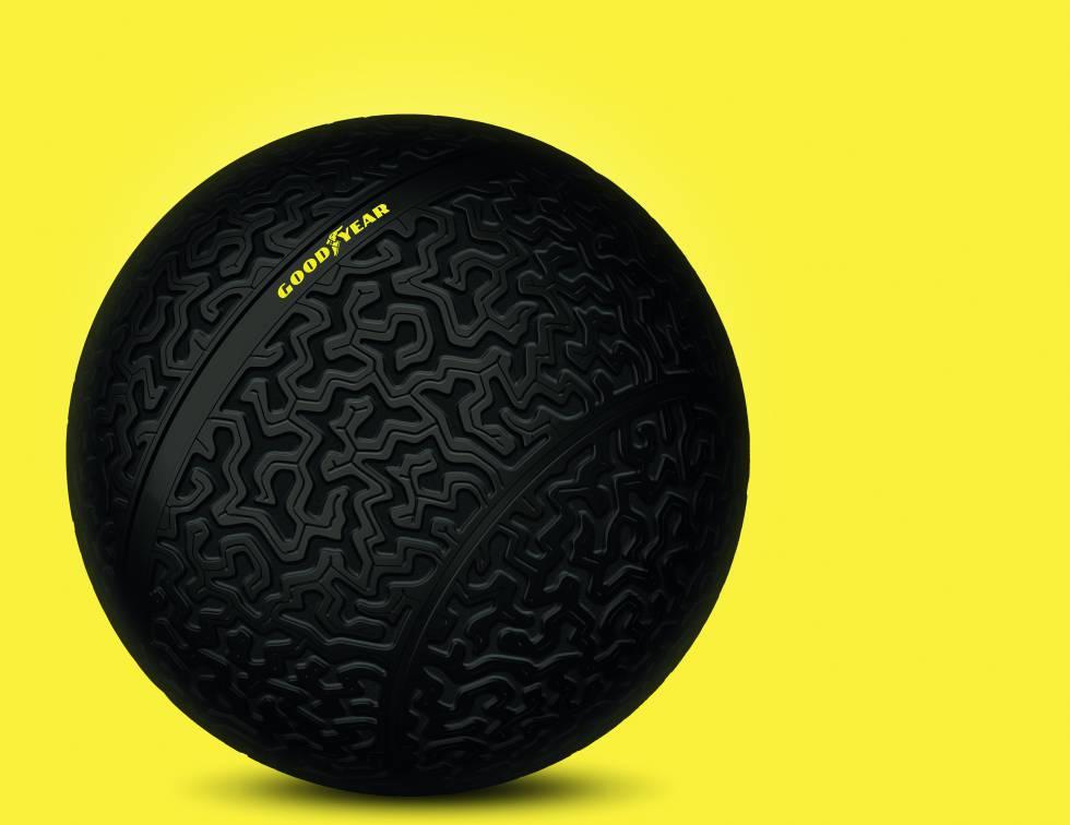 Las ruedas del mañana: inteligentes, esféricas e imposibles de pinchar