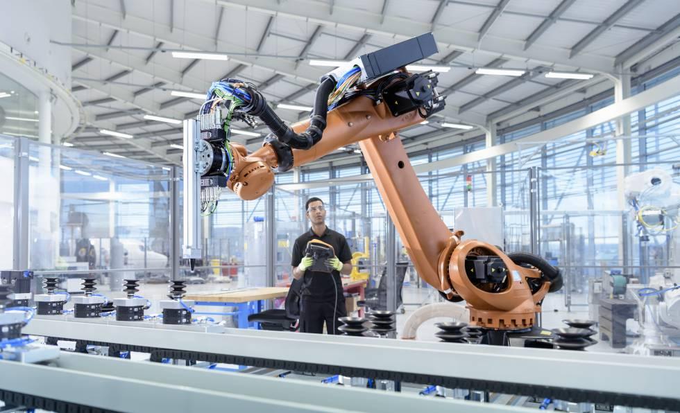 """""""La tecnología lleva eliminando trabajos desde hace siglos, es una realidad que hay que asumir"""""""