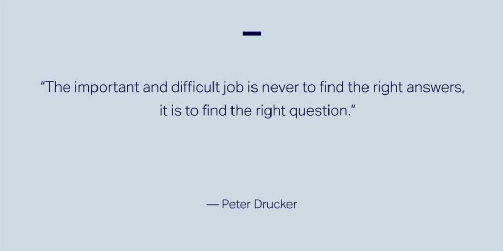 Cinco preguntas clave (y dos pistas) para entender el futuro del trabajo