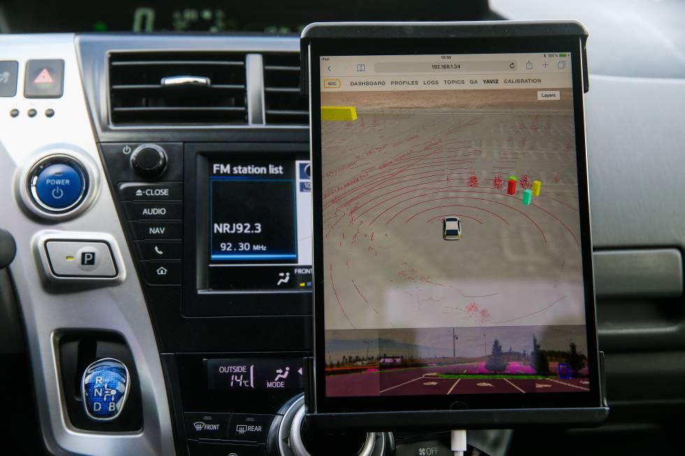 El coche al volante: así aprenden los vehículos autónomos a decidir por ti