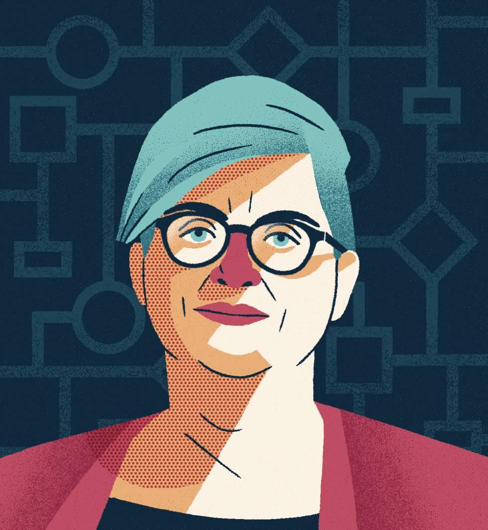 La matemática Cathy O'Neil trabajó en la industria financiera... hasta que saltó al movimiento Occupy Wall Street.