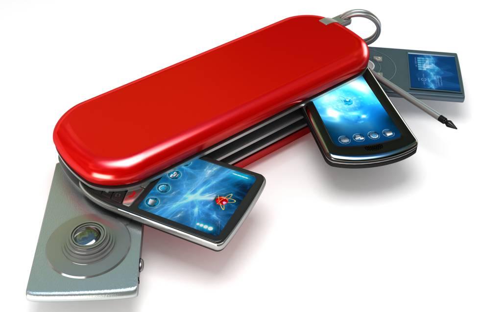 ¿Empachado de redes sociales? Usa tu 'smartphone' como una navaja digital y corta con ellas