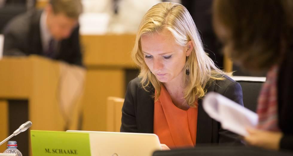 La europarlamentaria progresista del D66 Marietje Schaake