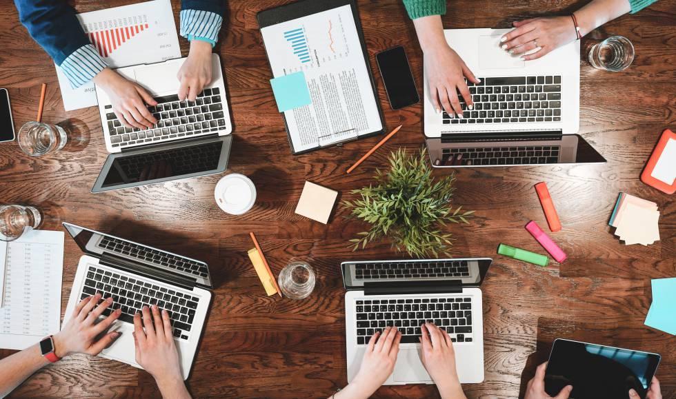 Un 'coworking' es la opción más segura si trabajas fuera de la oficina
