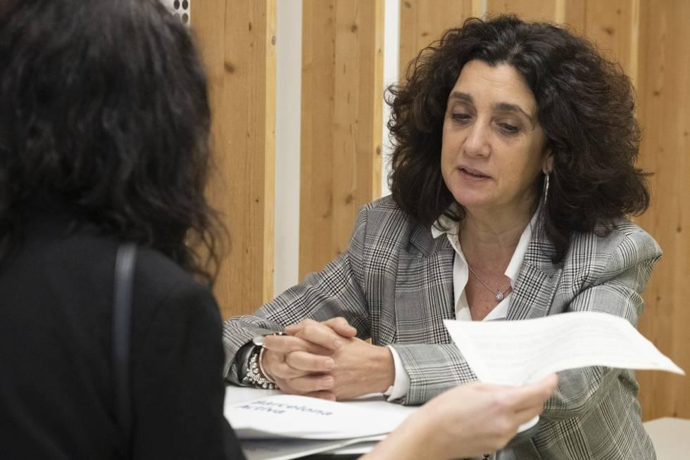 Montse Basora, director of entrepreneurship at Barcelona Activa.