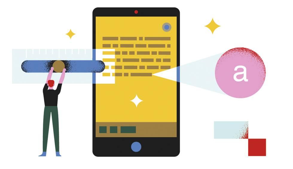 La palabra hecha texto: 24 horas con el trascriptor instantáneo de Google