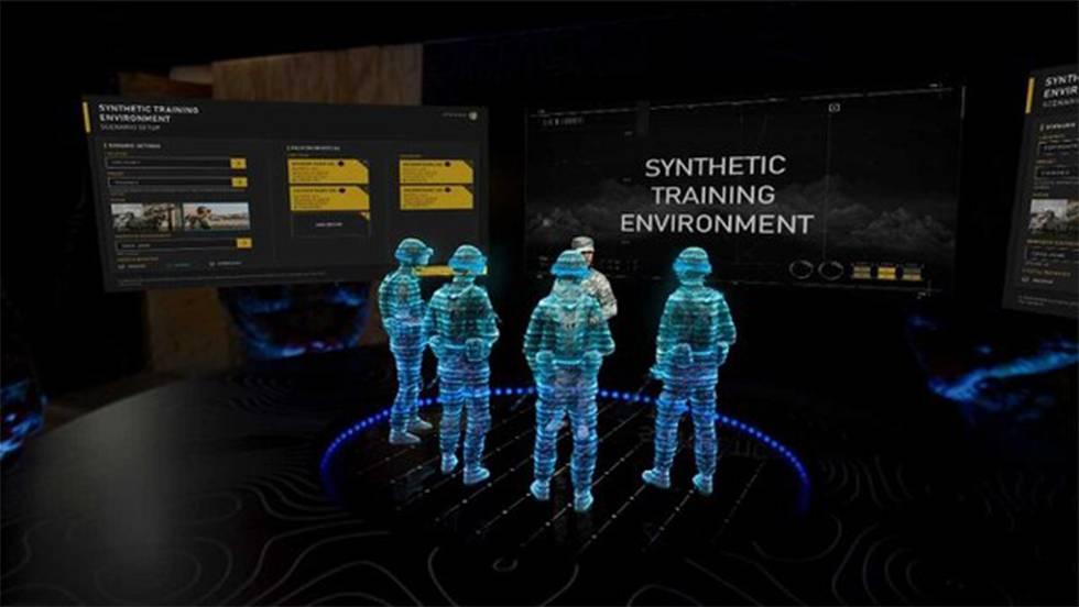 El Sistema Integrado de Aumento Visual (IVAS) se basa en la tecnología utilizada en las HoloLens que comercializa Microsoft.