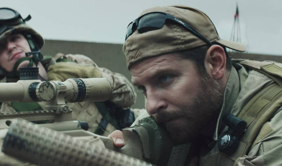 Fotograma de la película 'American Sniper'.