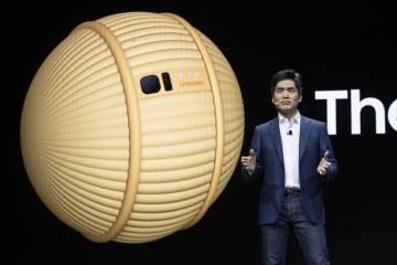 Ballie, de Samsung