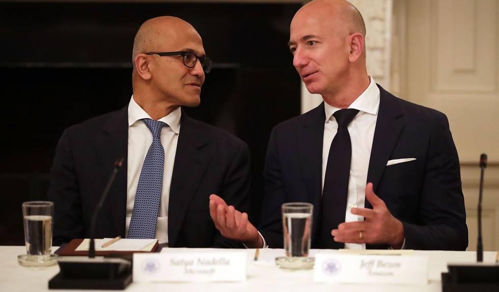 La nube, un negocio de 150.000 millones