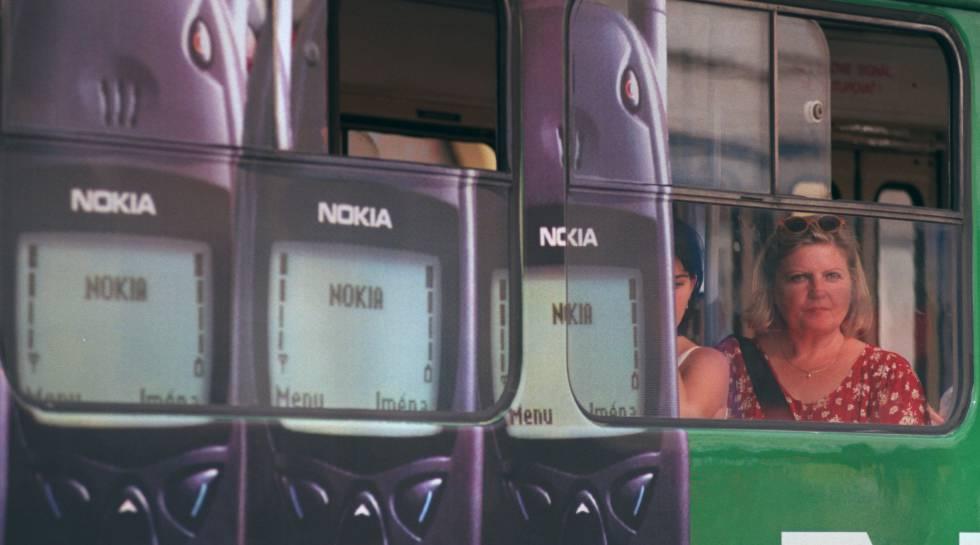 Tren en Bratislava en 1999.