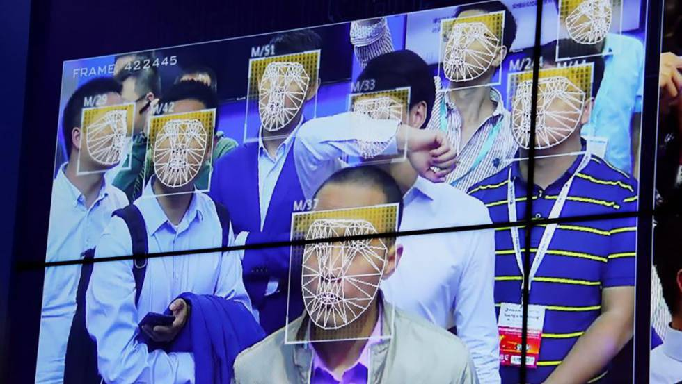 Amnesty International accuses European companies of selling facial recognition technology to China