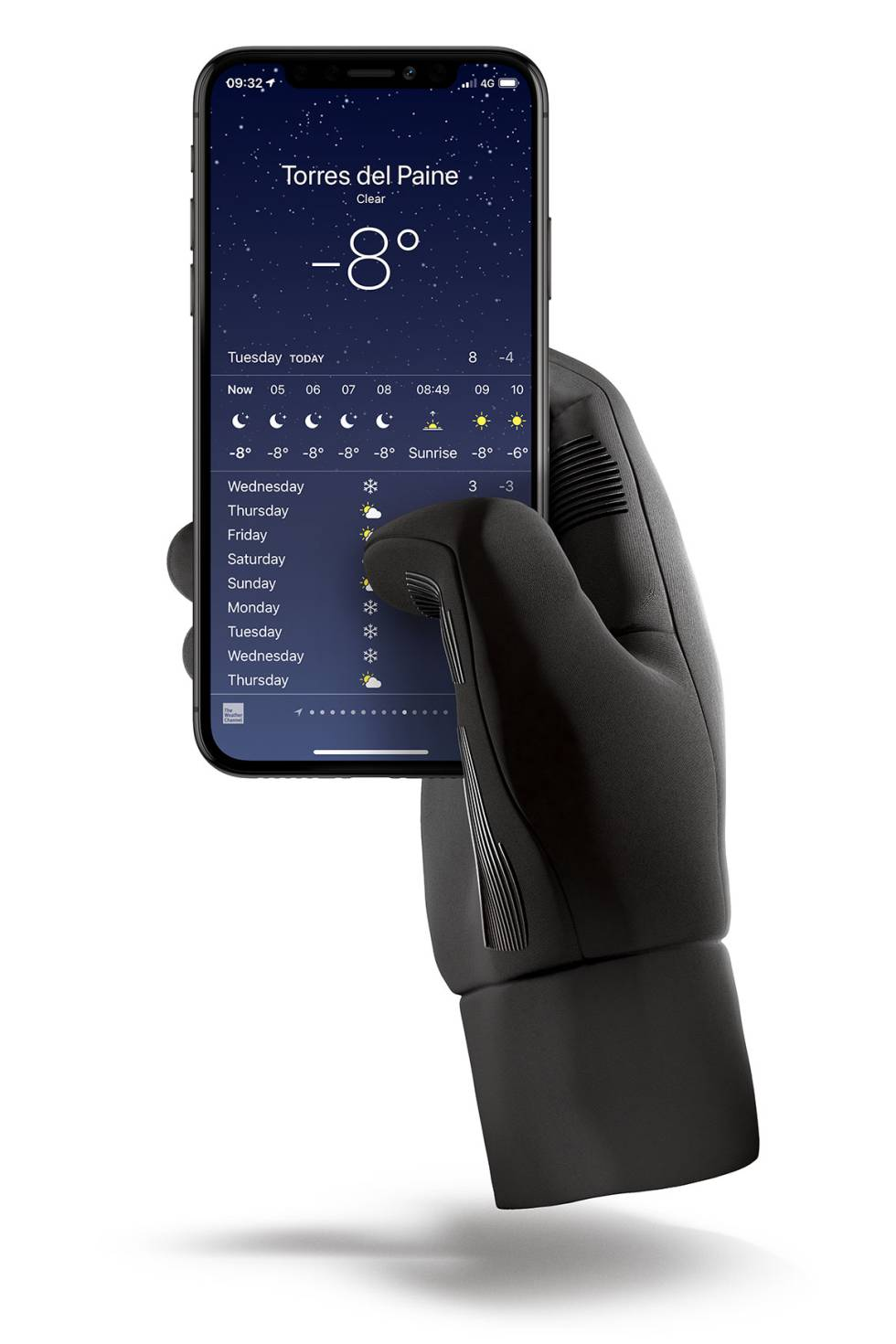 Seven technological devices to avoid freezing cold with the storm Filomena