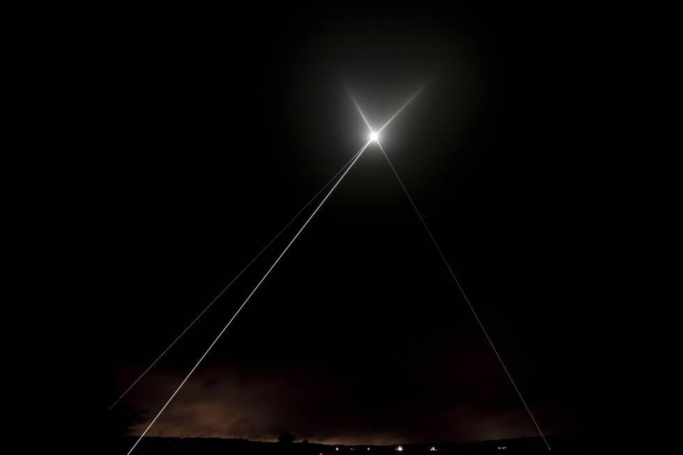 Silencio cósmico: concierto de ondas espaciales